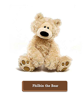Philbin the Bear